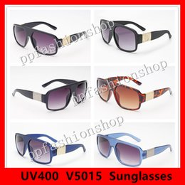 high grade sunglasses Coupons - Luxury 5015 Brand Designer Sunglasses For Men Women New Square Frame High-Grade Sunglasses UV Protection Lens With Original Box