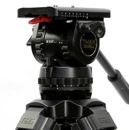 2019 mini transmisor de cámara TERIS TRIX TS150 TX-V15 Plus Videocámara profesional Cabeza de trípode Líquido de carga de cabeza 15 KG para videocámara Cámara de película
