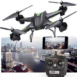 Wholesale rc camera control - SMRC S5 Super drones without camera rc quadcopter selfie drone remote control helicopter racing flying Toy For Gifts