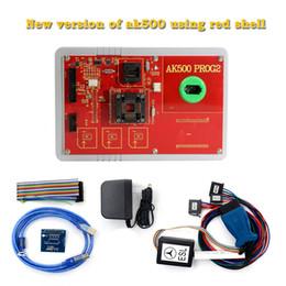 écran tactile audi Promotion Programmateur de clés Merc-edes Benz AK500 + avec calculateur EIS SKC