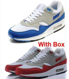 premium selection b6b92 01cde Max 1 87 Atmos WATERMELON 87 Anniversary 1 Piet Parra 87 Premium lunare 1  DELUXE Scarpe da corsa all ingrosso sneaker di alta qualità Con scatola scarpe  da ...
