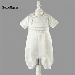 battesimo bambino avorio Sconti Vintage Baby Neonata Battesimo Abito bianco avorio battesimo abito taglia neonato 3 6 9 12 18 24 mesi
