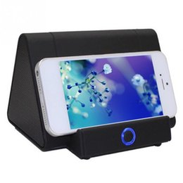 Wholesale Magic Boost - 4 colors Wireless Portable Speaker Amplify Magic Boost Universal Wireless Sensor Phone Stand Audio Loud Speaker