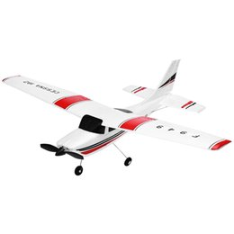 Wholesale Rc Boxes - 2017 Wltoys F949 Sky King 2.4G RC Aircraft Fixed-wing RTF Airplane Radio Control 3CH RC Airplane Fixed Wing Plane VS WLtoys F929