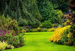 2019 piante da giardino primaverile Laeacco Spring Plants Garden Flowers Praterie Fotografia Sfondi Fondali fotografici personalizzati per studio fotografico sconti piante da giardino primaverile
