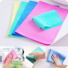 Wholesale Hand Loop - 30*40cm PVA Loop Towels Multi Function Car Wash Facecloth Soft Mildew Proof Towel Factory Direct Sale 1 4jj B