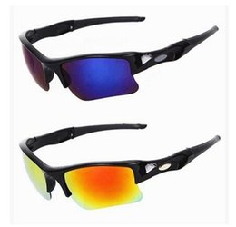 Wholesale Rectangle Driving Lights - Well Designed Men Light Sports Sunglasses Polarized Men UV400 Rectangle Color Optional Outdoor Driving Sun Glasses JJG6