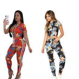bd63fe586fff New Striped Print Jumpsuit for women Female Skinny Overalls Party Club  bodysuit lady Plus Size Elegant rompers LD581