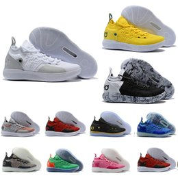 4ce0267f59145d New Arrival KD XI 11 Oreo Paranoid Sports Basketball Shoes Top quality Kevin  Durant 11s Mens Trainers Designer KD 11 Sneakers Size 7-12