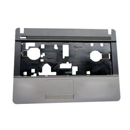 Teclados de laptop acer on-line-Tampa do apoio para as pernas do laptop para acer e1-471g maiúsculas caixa do teclado disco rígido tampa do disco rígido hdd