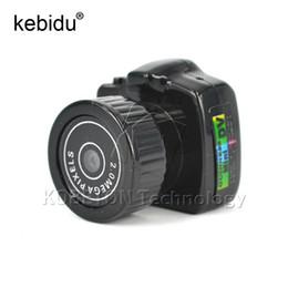 câmeras super pequenas Desconto Kebidu mini Cmos Super Mini Câmera de Vídeo Ultra Pequeno Bolso 720 * 480 DV DVR Filmadora Gravador Web Cam 720 P JPG Po