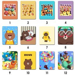 Wholesale brown area - 2018 hot Tourist area, computer mouse pad, customized antiskid design, custom-made Brown bear and Curie rabbit