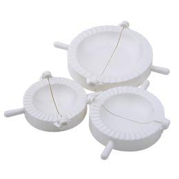 Wholesale Ravioli Mold - Wholesale- Chinese Dumplings Mold Dough Press Pie Ravioli Making Maker Mold dumpling makers