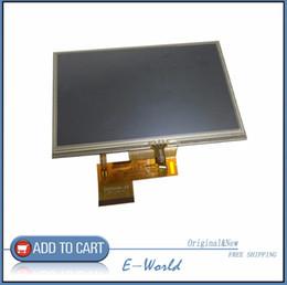Wholesale Nuvi Gps - Original 5inch AT050TN34 V.1 LCD screen for Garmin Nuvi 1410 1440 1460 GPS PSP MP5 LCD Display