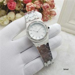 Wholesale Analog Designer - 2018 New Fashion Luxury Brand Women Watch Stainless Steel Quartz Ladies Watches Femme Montre Designer orologio di lusso Reloj Wristwatches