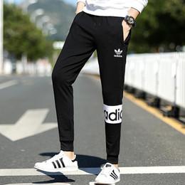 Canada Mode cordon hommes en cours d'exécution pantalon nouvelle armée noire hommes verts joggeurs sport slim mens designer pantalon livraison gratuite supplier army pants men designer Offre