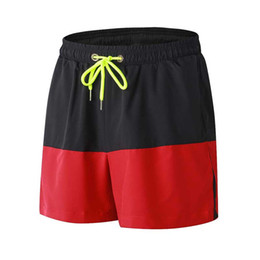 men fitness shorts Promo Codes - Men Pro Compression Quick Dry Gym Train Run Workout Sport Beach Shorts For Fitness Board Basketball Soccer Exercise Yoga 7014