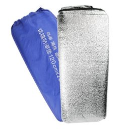 Canada Imperméable À L'eau En Aluminium EVA Camping Tapis Pliable Pliable Pique-Nique Sur La Plage Matelas Extérieur Tapis 1.2x2m cheap eva foil Offre