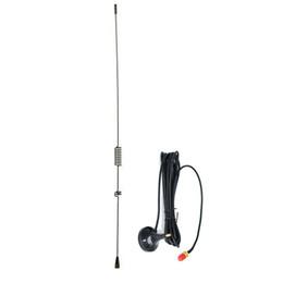 Wholesale auto radio antennas - UT-106UV Dual Band SMA-Female antenna 41 CM for Baofeng Walkie talkie BF-888S UV-5R Plus UV-82 UV-5RE Plus Car auto Magnet