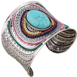 Smart manchette à la mode bracelet avec strass et perles en alliage bracelet en argent pour femme livraison gratuite ? partir de fabricateur