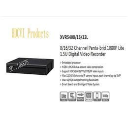 Wholesale Dvr Channels Dahua - DAHUA 8 16 32 Channel Penta-brid 1080P Lite 1.5U Digital Video Recorder Without Logo XVR5408L XVR5416L XVR5432L
