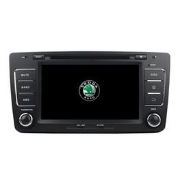 Lecteur DVD de voiture pour Skoda OCTAVIA Octa Andinod 8.0 avec GPS, Commande au volant, Bluetooth, Radio ? partir de fabricateur