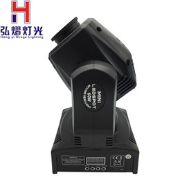 Wholesale Gobo Spot - 2017 new High Brightness 60W Spot moving head light led moving head spot stage lighting disco light 60 W gobo heads