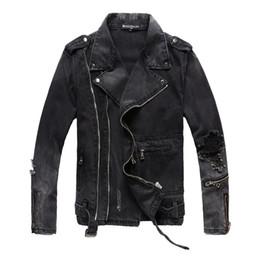 Treu 2019 Denim Lange Jacke Mujer Jeans Mantel Frühling Herbst Langarm Jacke Brief Zurück Vintage Jacke Für Frauen Jacken & Mäntel