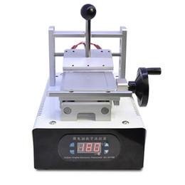 110V / 220V OCA colle enlever le solvant de polariseur de machine pour la réparation d'écran d'affichage à cristaux liquides de téléphone portable remettez à neuf avec des moules ? partir de fabricateur