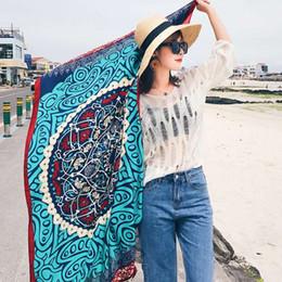 Argentina Bufanda clasificada 2018 del viaje de la toalla de la protección del sol de la toalla de playa clásica para la mujer Suministro