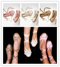 Wholesale Hotel Sales - 2018 hot Sale X FENTY BOW CREEPER SANDAL sandals The flat-bottomed outdoor weaves stretch back to the stream Summer ribbbon bow Shoes 39-40