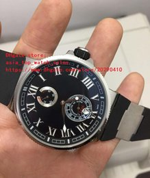 Wholesale Marine Stainless Watch - 4 color Luxury Brand UN New Marine Chronometer Manufacture Rome digital 266-67-3 43 Stainless steel mechanical Automatic Mens Watch