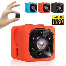 скрытые камеры записи Скидка Оригинал SQ8 SQ11 Мини-камера 1080P 720P видеорегистратор цифровой камерой Micro Full HD ИК ночного видения маленький DV DVR видеокамера