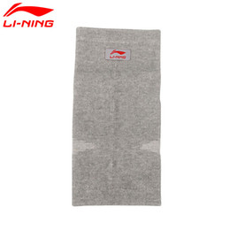 Wholesale Li Ning Basketball - Li-Ning Basketball Series Knitted Ankle Support Sports Accessories LiNing Sports Protector AQAK062 ZYF181