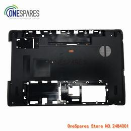 """Capa original do portátil on-line-NOVA caixa original do laptop para Aspire 5750 5750G 5750Z 5755 NV55C Base Cover Assembly AP0HI0004000 15,6 """"D Shell Top"""