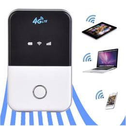 2019 точка доступа 3g Портативный 3G 4G Маршрутизатор LTE 4G Беспроводной маршрутизатор Мобильный Wi-Fi Hotspot Слот для SIM-карты для мобильного телефона скидка точка доступа 3g