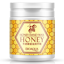 Wholesale Bee Mask - Bee Body Scrubs Hand Massage Cream Hand Wax Mask Renewal Body Exfoliating Scrub Whitening Mask Remove Aged Horn Care Peeling