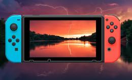 Deutschland Für Nintendo Schalter gehärtetes Glas HD Anti-Scratch-Glas-Displayschutzfolie 50pcs / lot Versorgung