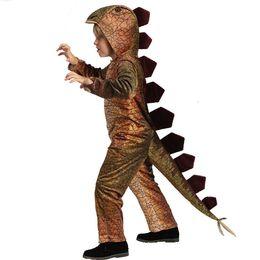 Halloween Dinosaur Party Dress School Event Kids Cos disfraces Stegosaurus Birthday Boy Girl Disfraces desde fabricantes