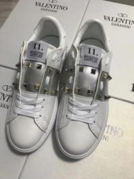 Zapatillas hechas a mano online-zapatos para correr mujeres al aire libre plano Diversos estilos de ocio suave hecho a mano Conjunto de diseño de boca puntiagudo dentro