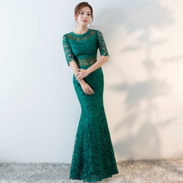 Traditional Chinese Wedding Dress Blue