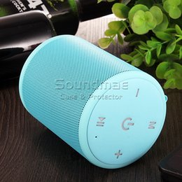 Wholesale Speakers Series - T2 Mini Outdoor Waterproof Wireless Bluetooth Speaker Portable Audio Player Bass Box Column Series Connection Design for iPhone Samsung