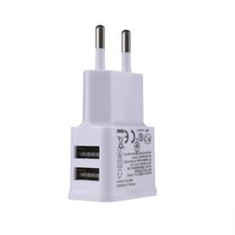 Двойной USB зарядное устройство 5 В 1A путешествия зарядное устройство смартфон Универсальный адаптер мобильного быстрое зарядное устройство Бесплатная доставка от