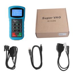 2019 vag tool für audi DHL Freies Verschiffen Super VAG K + KANN plus 2.0 Airbag Reset Tool / Entfernungsmesserkorrekturwerkzeug / Kodierung / Schlüsselprogrammierer für VW AUDI rabatt vag tool für audi