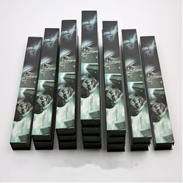 Wholesale Harry Potter Dumbledore Wand - harry potter Magical Wand dumbledore Hogwarts wand cosplay wands Hermione Voldemort Magic Wand In Gift Box 18 design free shipping
