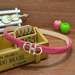 Wholesale Fashionable Belts - Hot sale! Quality First Class real designer For women strap Luxury Belts Alloy Buckle Fashionable joker set auger lady's belt