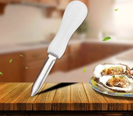 Wholesale Purpose Design - Humanized Design Open Shell Tool Oysters Scallops Seafood Knife Multi-purpose Pry Knife Multifunction Utility Kitchen Tools wen5022