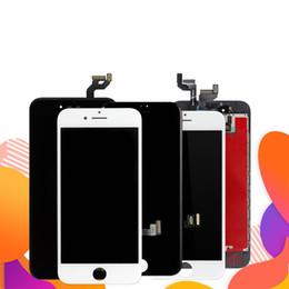 accessori per telefoni cellulari Sconti Per la parte di ricambio dell'affissione a cristalli liquidi di vetro del convertitore analogico / digitale dell'affissione a cristalli liquidi dell'affissione a cristalli liquidi di esposizione di iPhone 6 6S LCD di Apple