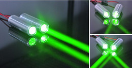 Wholesale laser green module - Fat Beam 532nm 50mW Green Laser Diode Module for KTV Bar DJ Stage Lighting