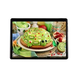 Schermo 2.5 online-Android 7.0 Deca Core 4 GB RAM 64 GB ROM 2.5 D Schermo di vetro 10 pollici 1920x1200 full hd tablet pc 10,1 10 10 ''